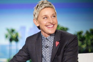 Ellen DeGeneres Backs Gay Getting Married Without Parent's Approval