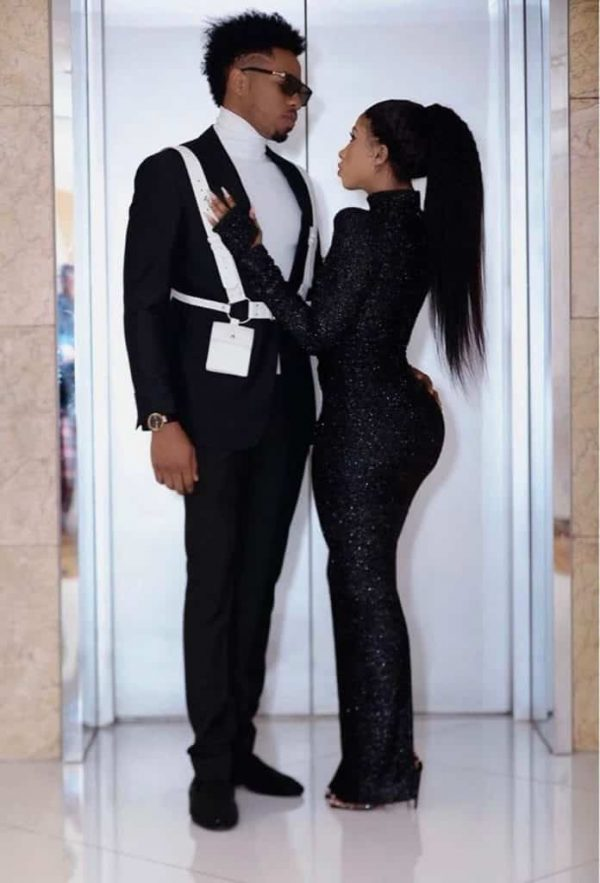 2019 Big Brother Nigeria winner, Mercy and lover, Ike Onyema
