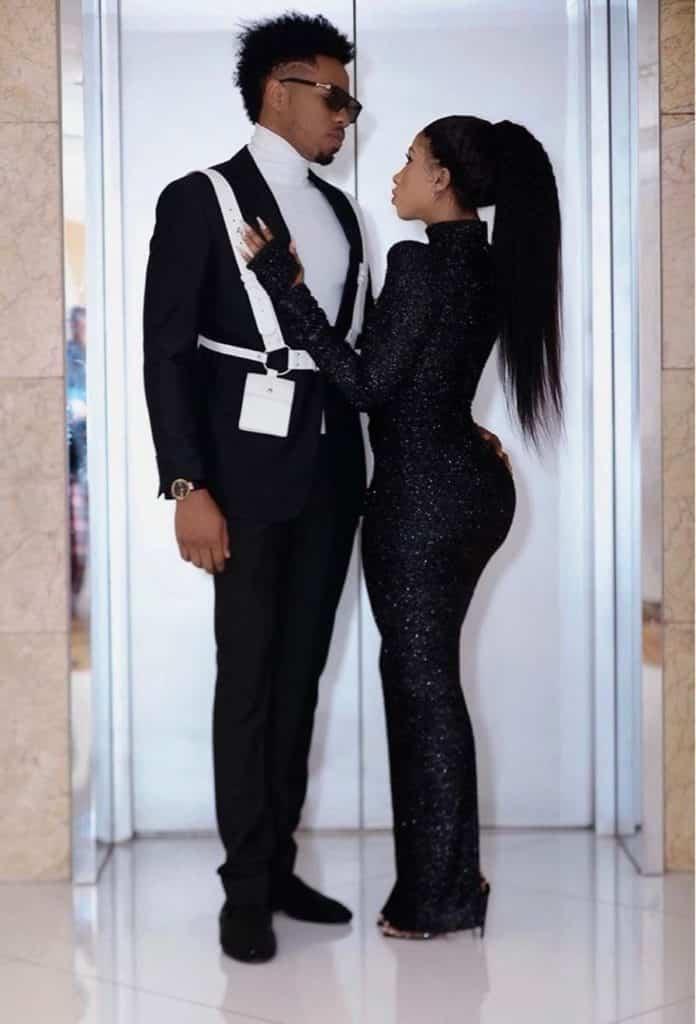 2019 Big Brother Nigeria winner, Mercy and lover, Ike Onyema