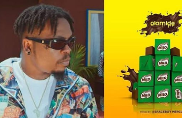 Olamide Drops New Single, Choco Milo