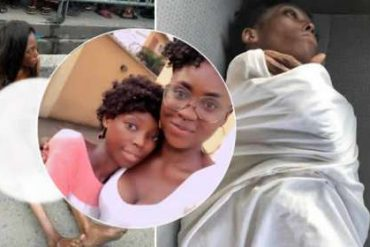 Naked Woman Thrown Out Of Moving Car At Ajah Gradually Recovering (Photos)