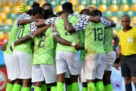 Nigeria U23 team