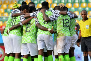 U23 African Cup Of Nations: Nigeria Beat Zambia