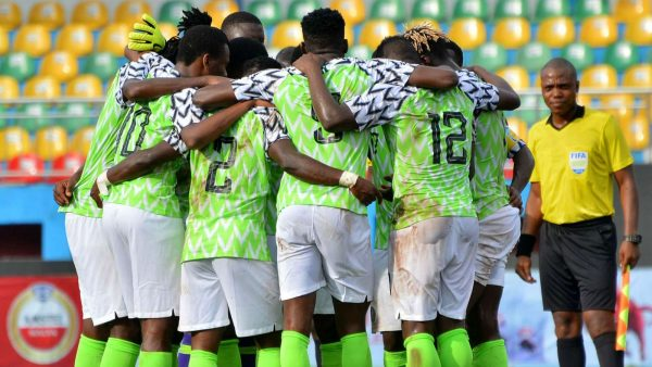 U23 African Cup Of Nations: Nigeria Beat Zambia