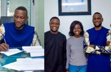 Omashola Signs Endorsement Deal With Plaqadinc