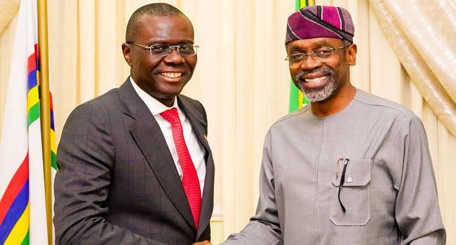 sanwo olu and gbajabiamila