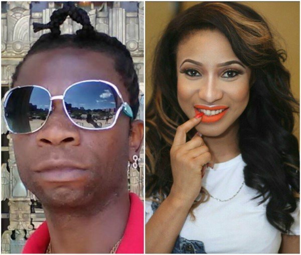 Tonto Dikeh and Speed Darlington