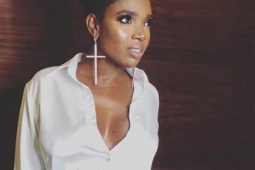 'I Am Proud Of My Bow Legs' – Annie Idibia Silences Internet Troll (Photo)