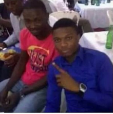 Wizkid and the childhood friend