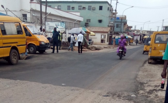 Thomas Salako street