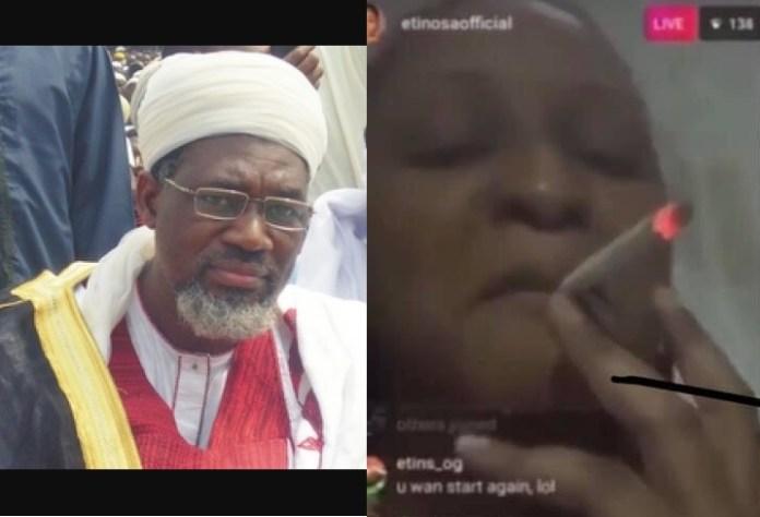 Etinosa, Chief Imam