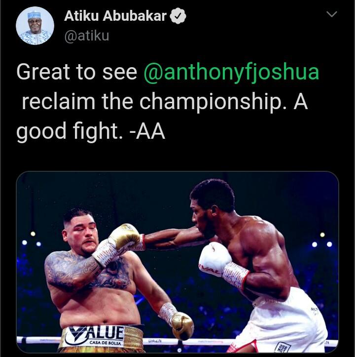 Atiku Abubakar