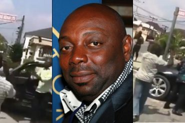 Why I Attacked My Security Guard: Actor, Segun Arinze