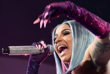 Cardi B Films Unclad Strippers Dancing For Her Husband In A Club (Photos)