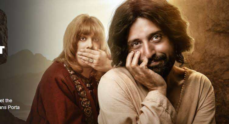 Netflix Gay Jesus