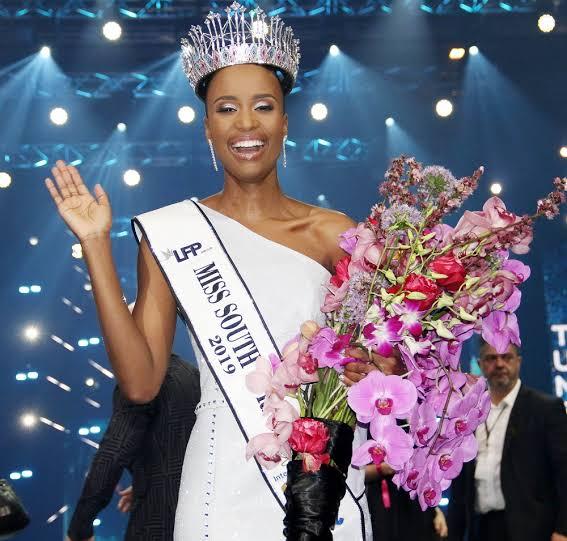 16C55245 4E05 470D A404 4B9D466E8AF7 - Most Important Thing To Teach Young Girls – 2019 Miss Universe