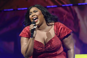 American Singer, Lizzo Named TIME's 2019 Entertainer Of The Year