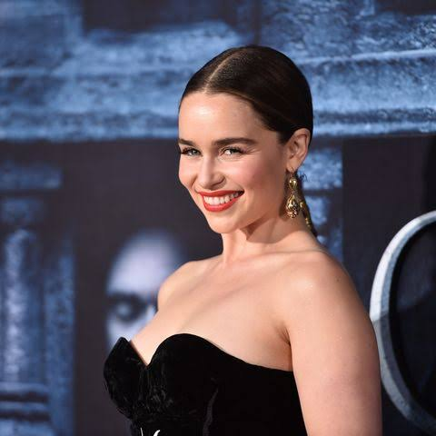 4001F4E6 EF5B 49B2 B7D3 4E413E5D7C0A - Game of Thrones Actress, Emilia Clarke, Reveals Why She Stopped Taking Selfies With Fans