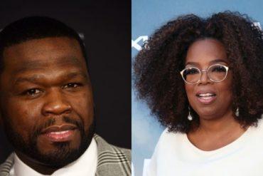 50 Cent Accuses Oprah Winfrey Of Targeting Black Men
