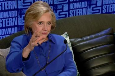 Hilary Clinton Speaks On Ever Having Lesbian Affair