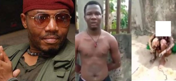 Veteran Actor Ernest Obi Reacts To Report Of Yahoo Boy Who Set His Girlfriend Ablaze