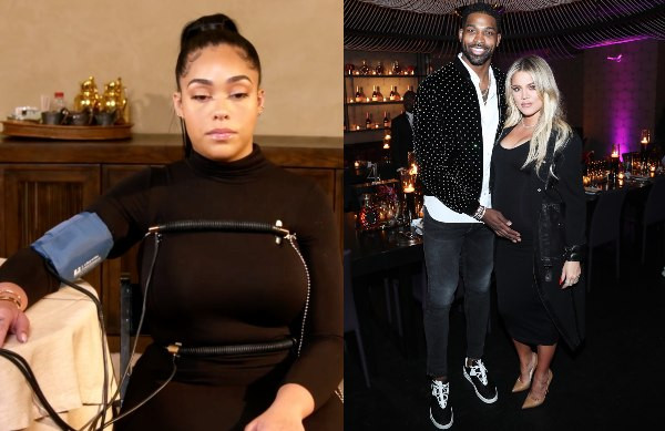 Jordyn Wood, Tristan Thompson