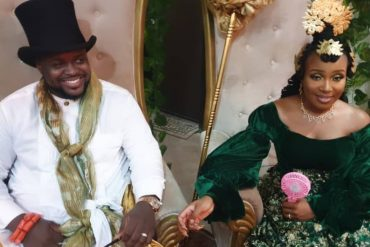 See Photos From Adewale Adeleke's Traditional Wedding
