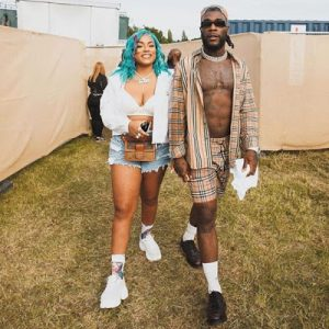 Burna, Stefflon Don
