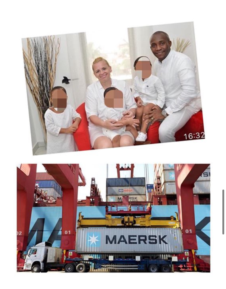 MAERSK Boss Attacked by armed men