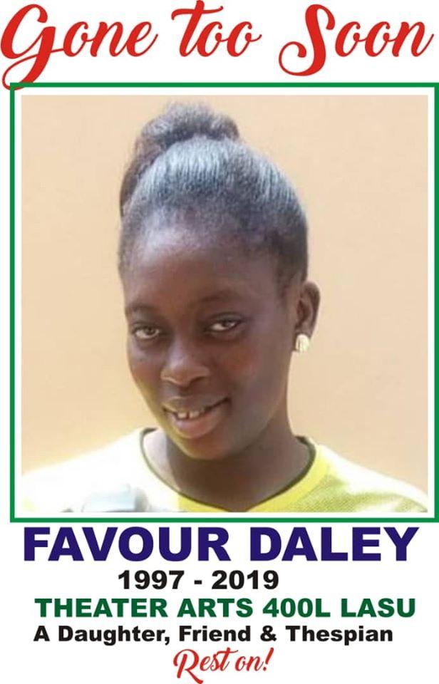 Favour Seun Daley-Oladele