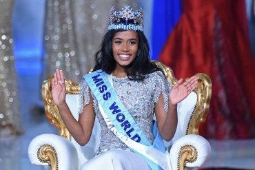 Miss Jamaica, Toni-Ann Singh Wins 2019 Miss World Pageant (Photos)