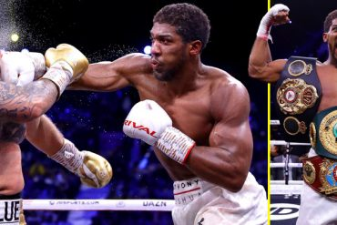 Nigerians React As Anthony Joshua Defeats Andy Ruiz To Reclaim Titles