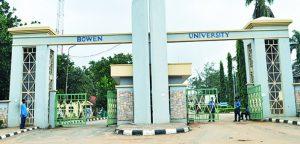 Bowen University gate 300x144 - Mass Communication Would No Longer Be A Single Course In Universities: NUC