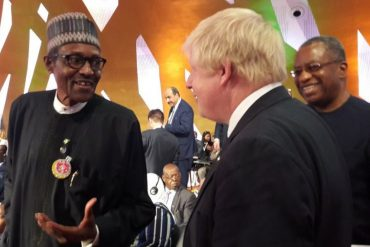 Buhari Congratulates Boris Johnson On Election Victory