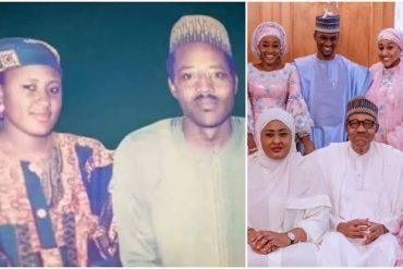 Buhari and family celebrate 30th wedding anniversary