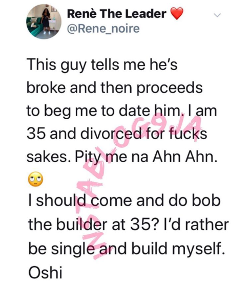 Capture 13 - Why I Refused To Date A Broke Guy Who Wooed Me – Nigerian Lady Reveals