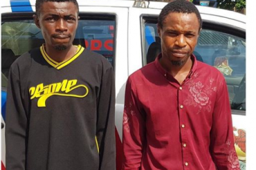 Police Arrest Two Over Alleged Fraud On Social Media