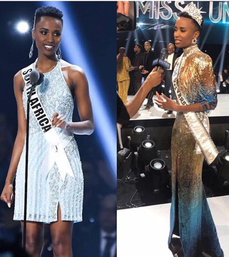 D77D908C 8505 45C5 BC38 04DFB178713C - Miss South Africa Crowned 2019 Miss Universe