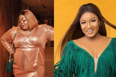 Eniola Badmus Takes A Swipe At Omotola Ekeinde On Instagram