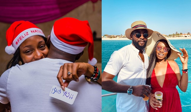 Gedoni and Khafi set to wed