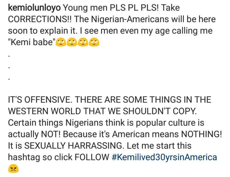 Kemi's post