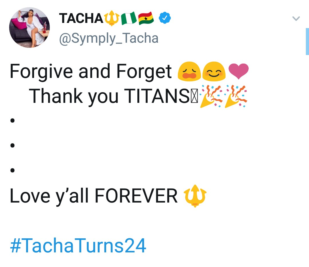 IMG 20191224 133841 778 10 - Tacha Asks Fans To Forgive And Forget Her Past Mistakes