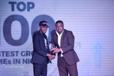 Rage Group, Africa's Fastest Growing Media And Communications Company Tops Business Day's 100 Sme's In Nigeria List.