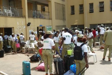 REPORTER'S DIARY: Lagos NYSC Camp Where Corpers Sleep During Lectures