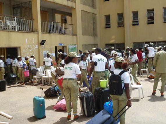 Lagos NYSC Camp