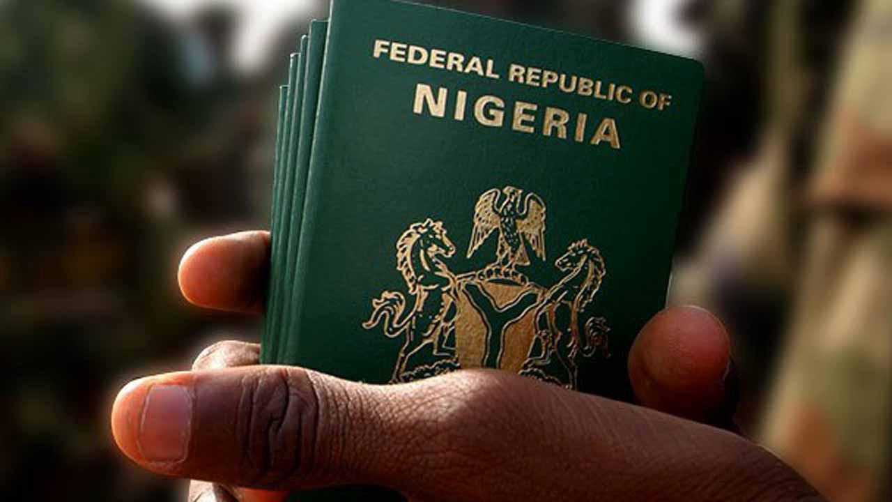 Nigrian Passport
