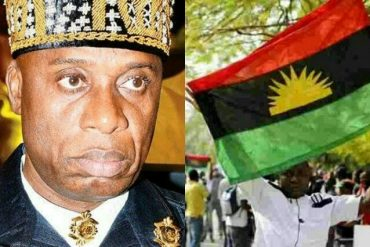 'Amaechi Sighted In Boston Airport' – Nigerian Lady Tips IPOB Members