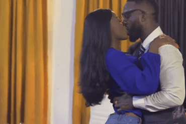 What Happened During Kissing Scene With Iyanya – Diane Yashim