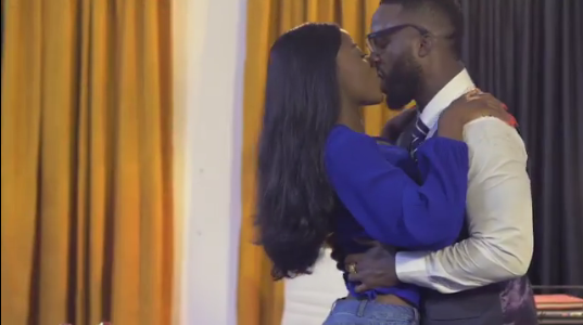 Diane Yashim and Iyanya