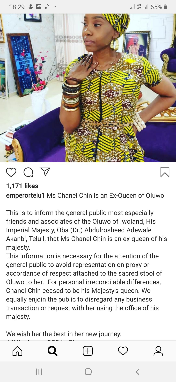 Oluwo of Iwo
